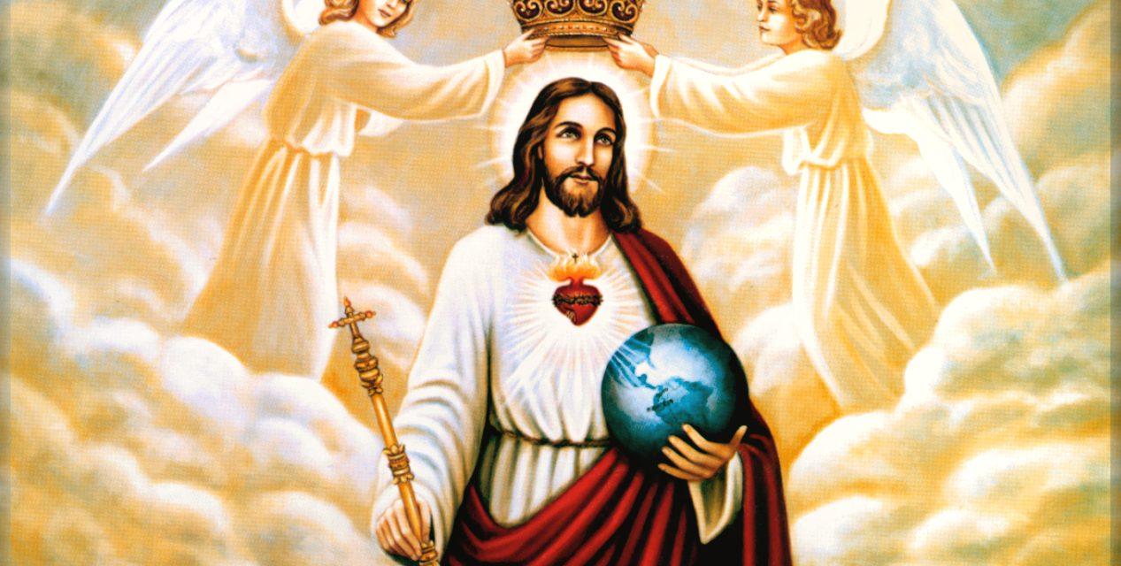 O Rei Jesus
