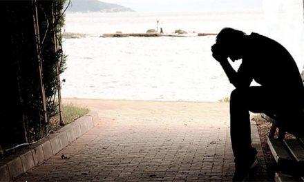 A tristeza não vem de Deus