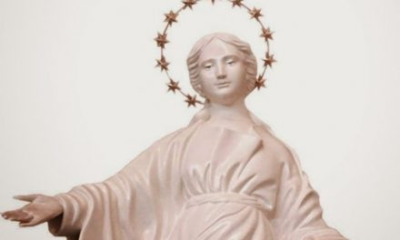 A alegria de Maria