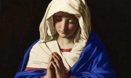 Maria, exemplo de mulher