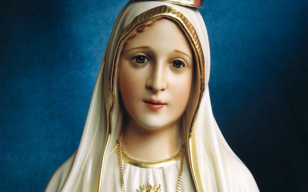 Maria, a jovem Coração Fiel