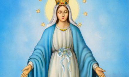 Maria, a serva sempre fiel