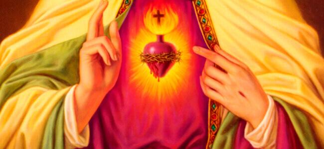 Meditando as promessas do Coração de Jesus