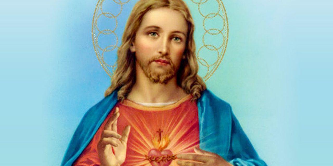 Coração de Jesus fonte de vida e santidade