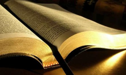 Tua palavra, luz para meus passos!