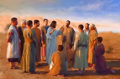 """Carta ao Amigo Fiel: """"Ide por todo o mundo, pregai o evangelho a toda criatura!"""" (Mc 16,15)"""