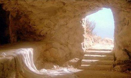 Jesus ressuscitou, Aleluia!