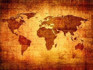 Sou Chamada a Evangelizar os quatro cantos do mundo
