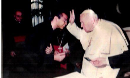 Retalhos de minha história com o Beato João Paulo II