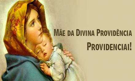 Somos sustentados pela Divina providência