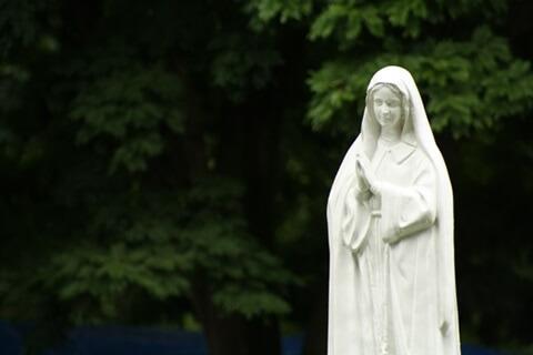 Maria é meu exemplo de consagração