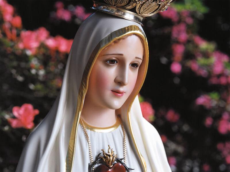 Maria é minha Mãe