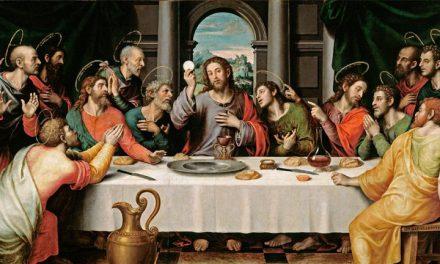 A Eucaristia é a força que precisamos todos os dias