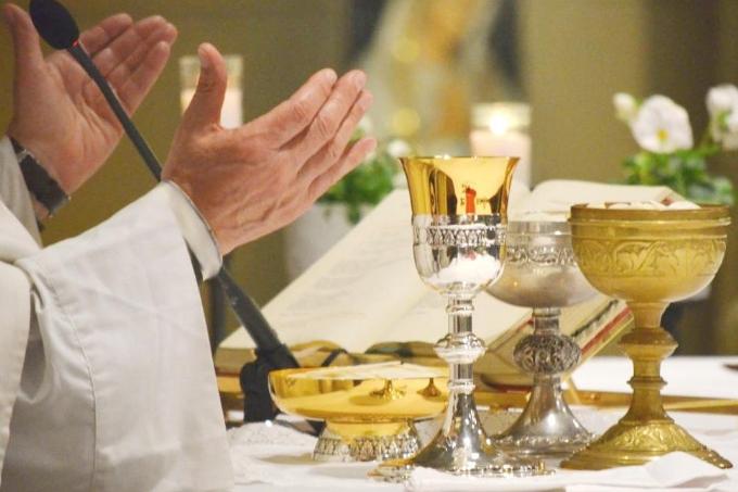 A Igreja da Eucaristia