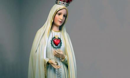 Nossa Senhora de Fátima, continua protegendo a Comunidade Coração Fiel