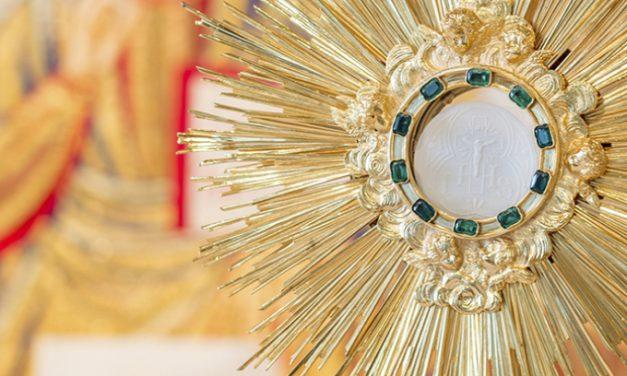 O que é a Solenidade de Corpus Christi