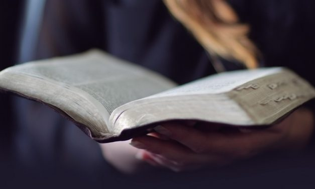 A Palavra de Deus conduz minha vida!