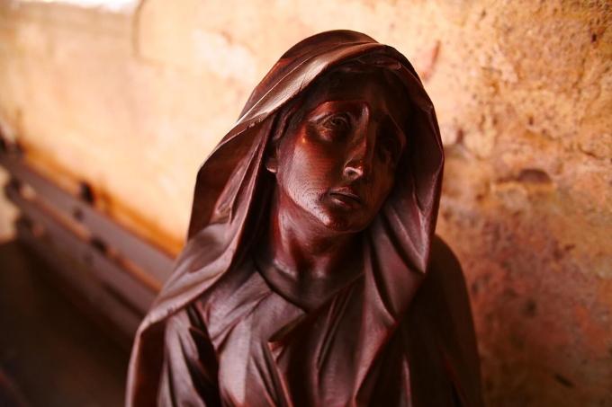 Maria nos ensina o caminho da Humildade