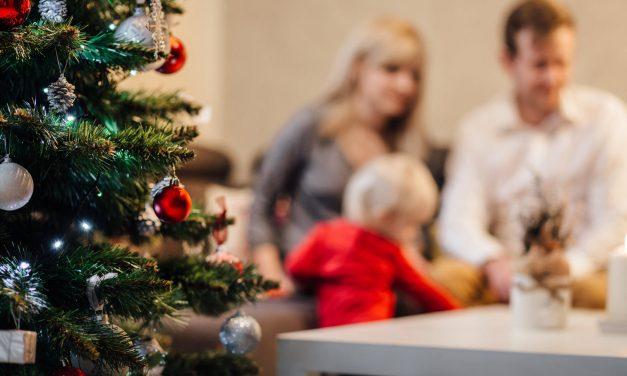 Celebre um Feliz Natal em família