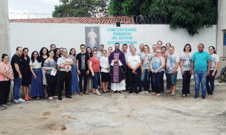 Encontro das Novas Comunidades é realizado na sede da Diocese de Uruaçu