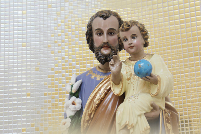SÃO JOSÉ: Um homem agradável a Deus
