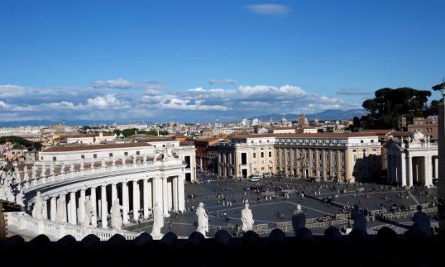 Vaticano concede indulgência plenária aos infectados pelo coronavírus