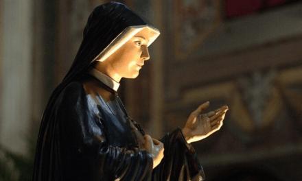 Vinte anos atrás, a canonização de irmã Faustina