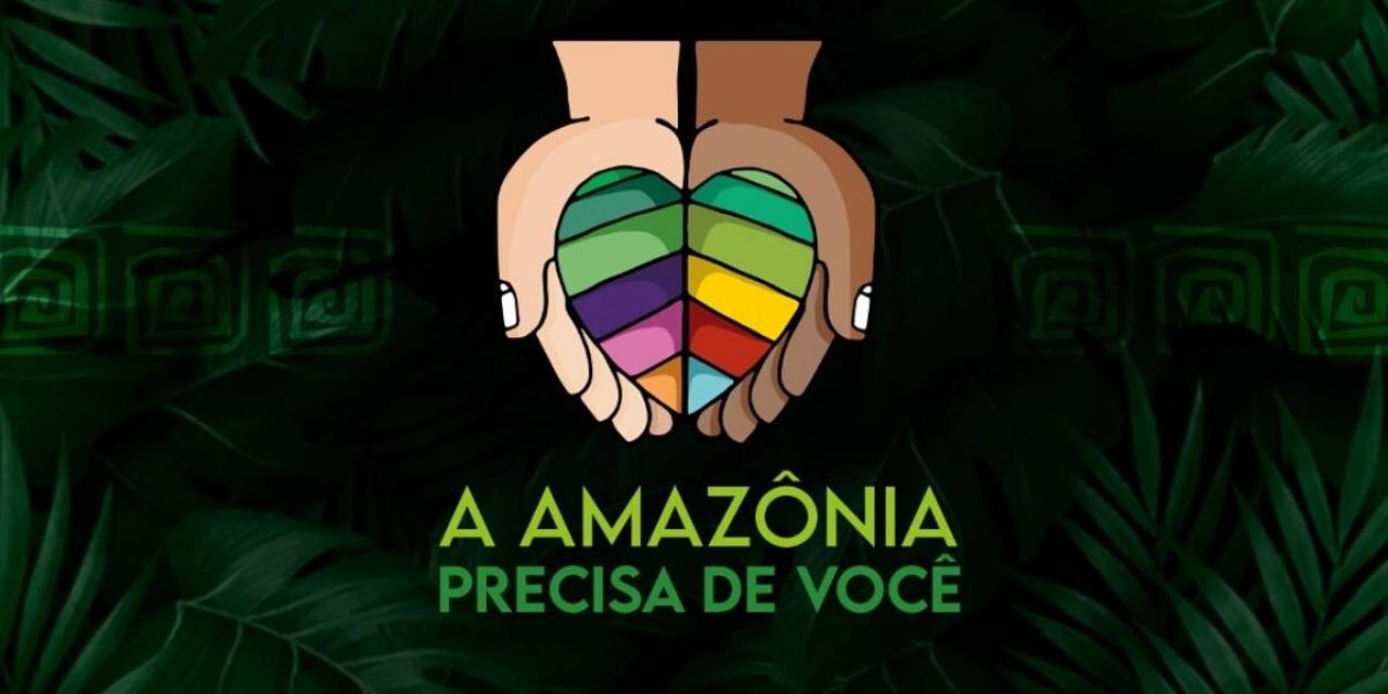 Campanha solidária vai ajudar a população amazônica