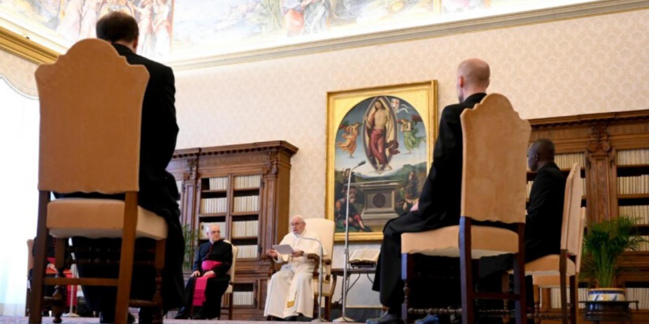 A esperança é mais forte que o desânimo, Papa Francisco