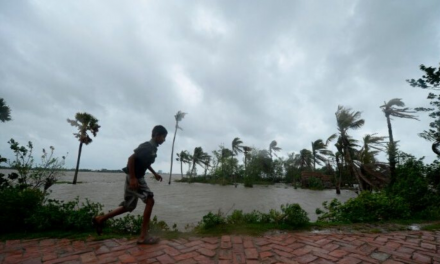 Super ciclone no Golfo de Bengala: mobilização dos católicos