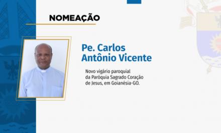Nomeação Diocese de Uruaçu