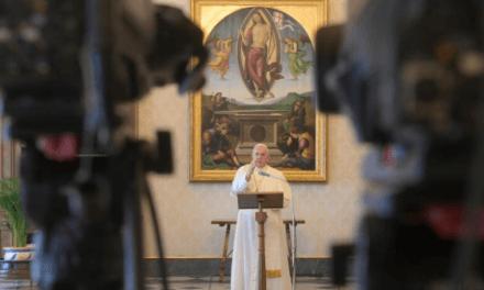 A homenagem do Papa Francisco a todas as mães