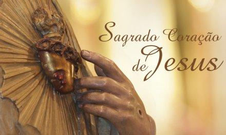 Oitavo dia da Novena ao Sagrado Coração de Jesus