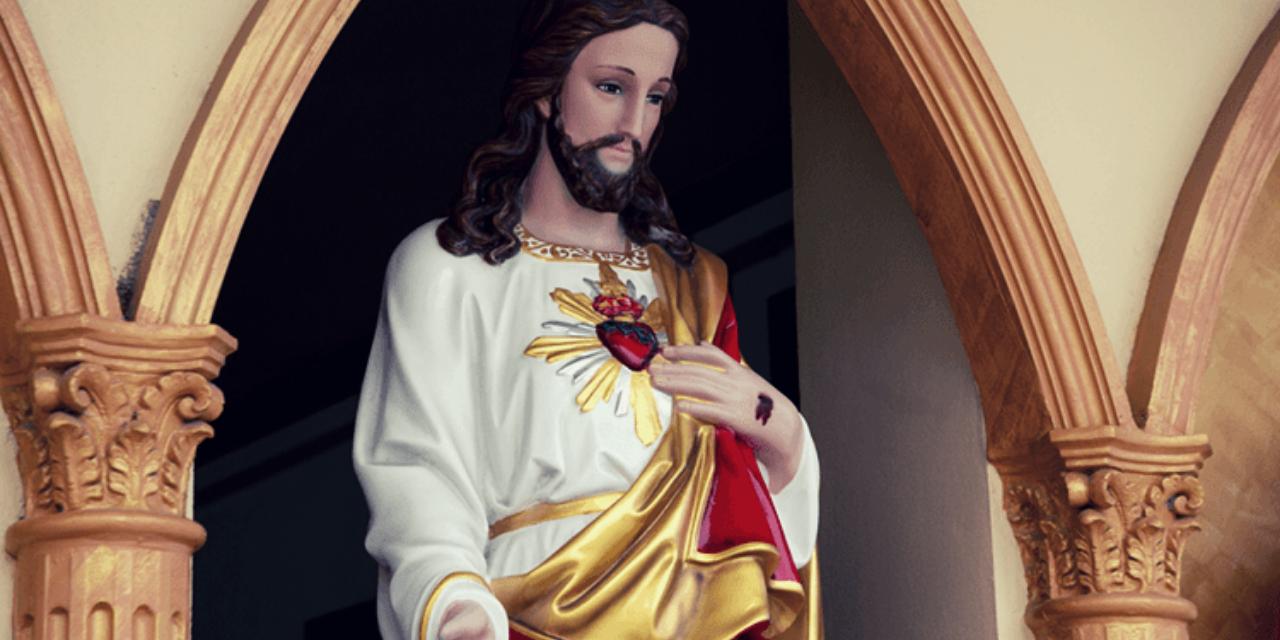 Coração de Jesus, fonte de Cura e Libertação
