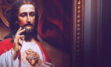 Coração de Jesus, fonte de toda consolação