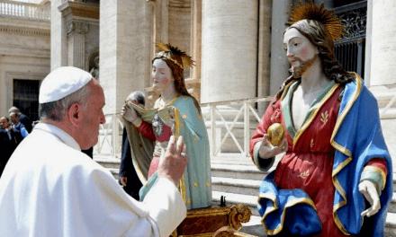 Coração de Jesus dê a todos esperança e confiança, disse o Papa