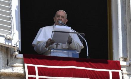 Jesus é o tesouro escondido que dá sentido a nossa vida, Papa Francisco