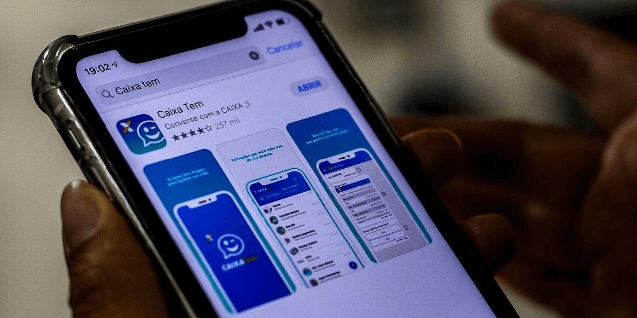 Caixa credita hoje auxílio para mais de 4 milhões de beneficiários