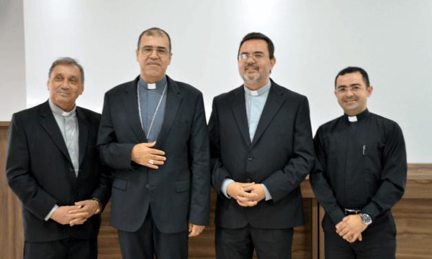 Diocese de Uruaçu concede mais um bispo para a Igreja