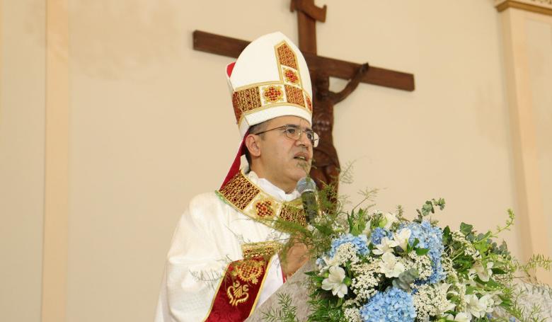 Dom Giovani Carlos toma posse da Diocese de Uruaçu – Goiás