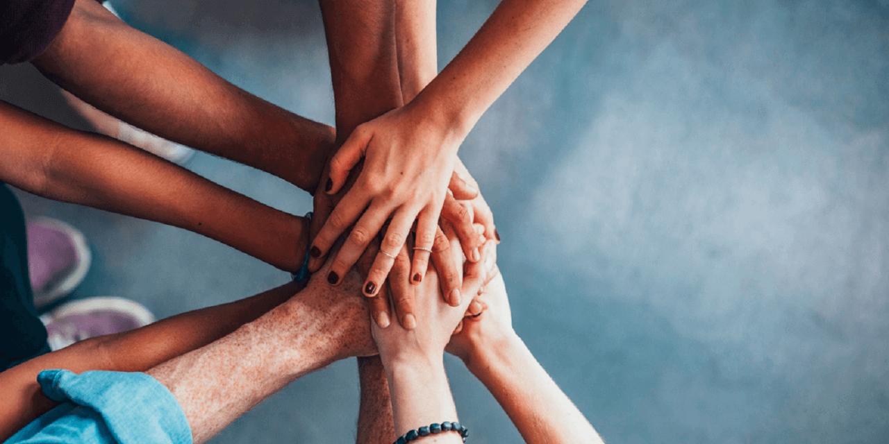 A solidariedade é uma forma de amor