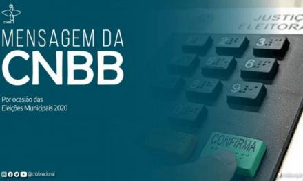 CNBB e as Eleições Municipais 2020
