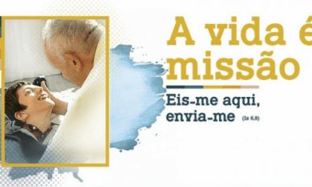 Dia Mundial das Missões 2020