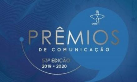 CNBB lança Edital reformulado para o 53ª Edição dos Prêmios de Comunicação (2019-2020)