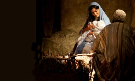 Natal: acolhida da Luz