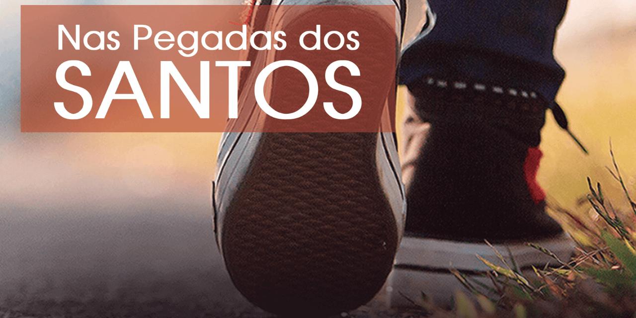 Nas pegadas do Santos