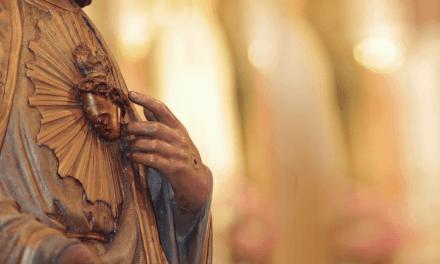 É preciso um encontro com o CORAÇÃO DE JESUS