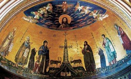 Carta do Papa ao Vigário de Roma para a ampliação do Palácio Lateranense