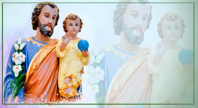 1º dia – Novena ao Glorioso Pai São José