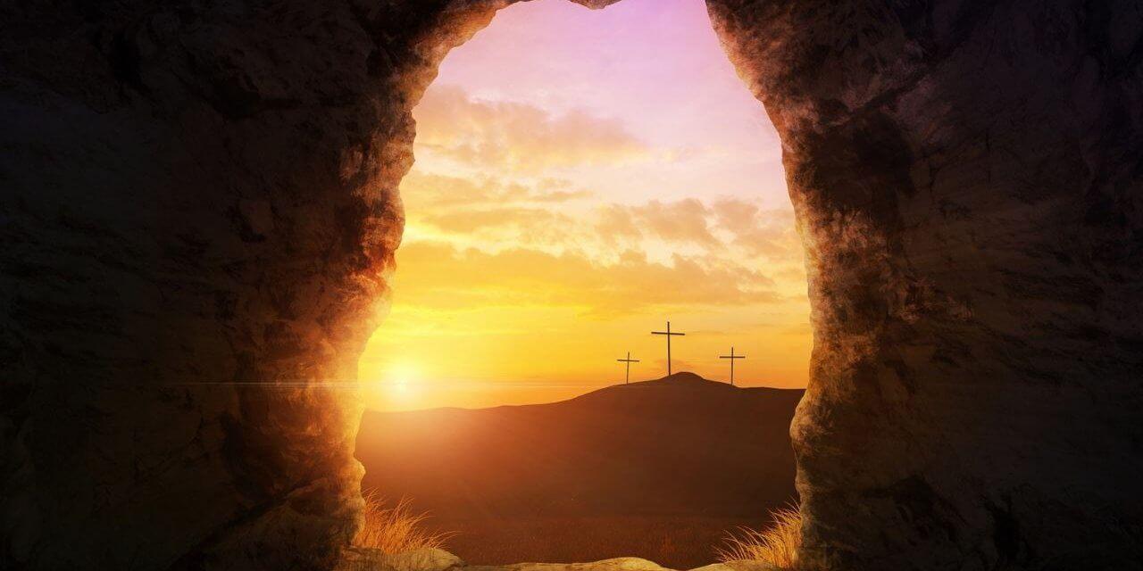 Cristo nossa esperança ressuscitou!